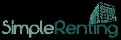 Simple Renting Logo